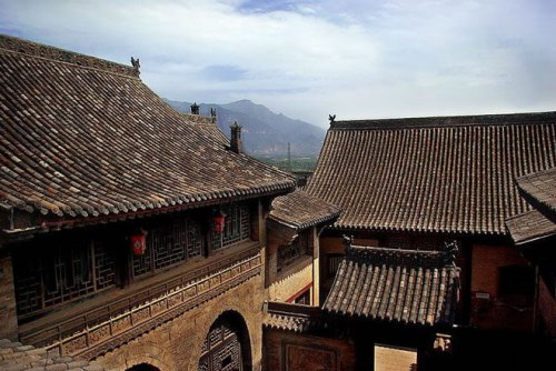 China's top ten luxurious landlord manors