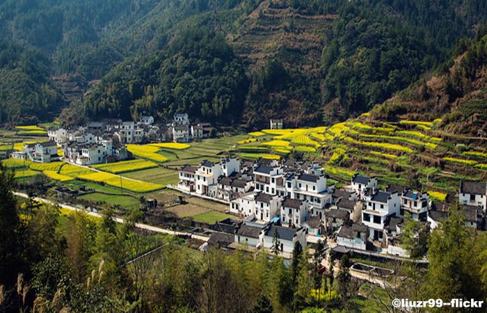 Wuyuan-in -Jiangxi-Province1